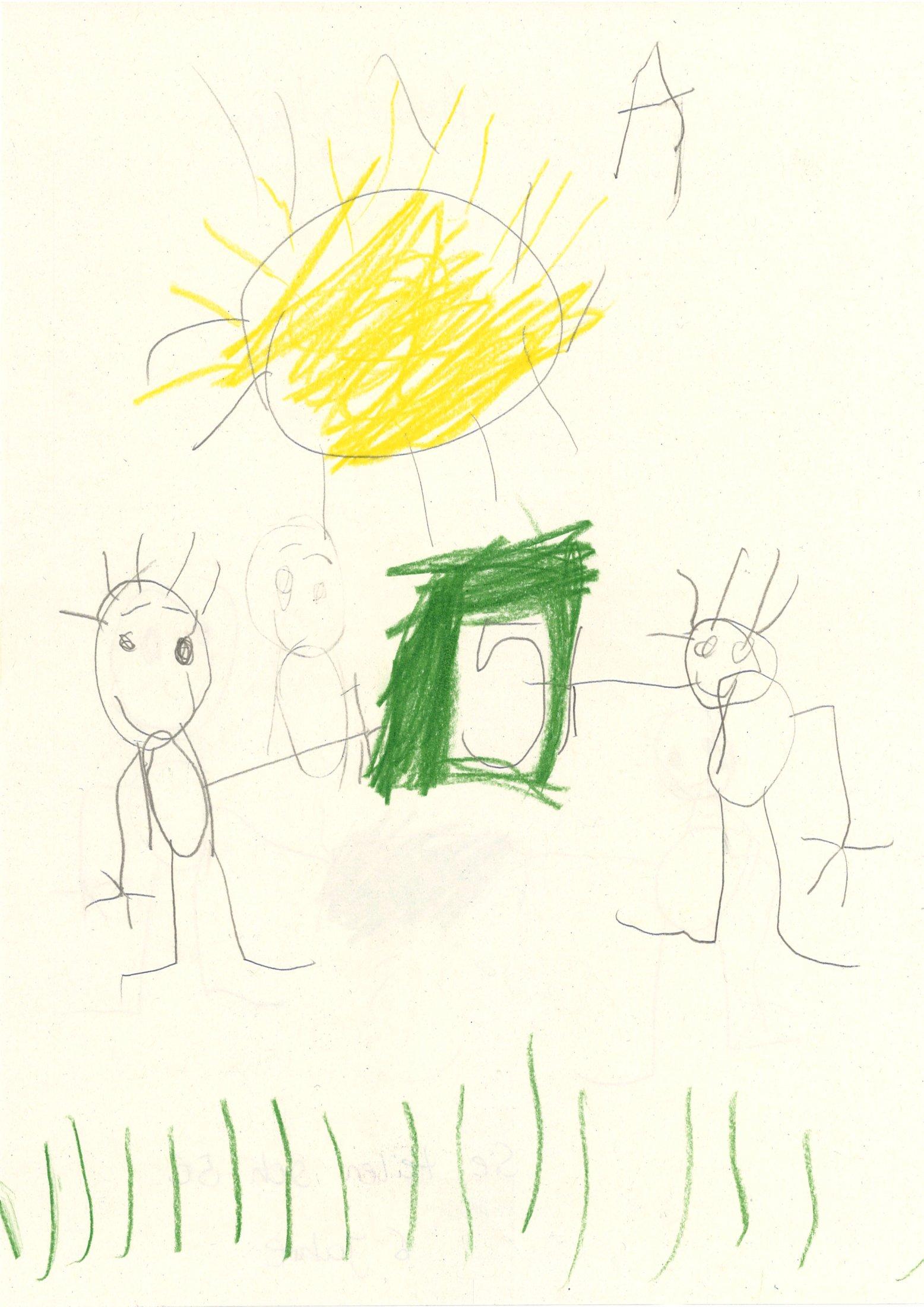 Abdulyhani, 6 Jahre