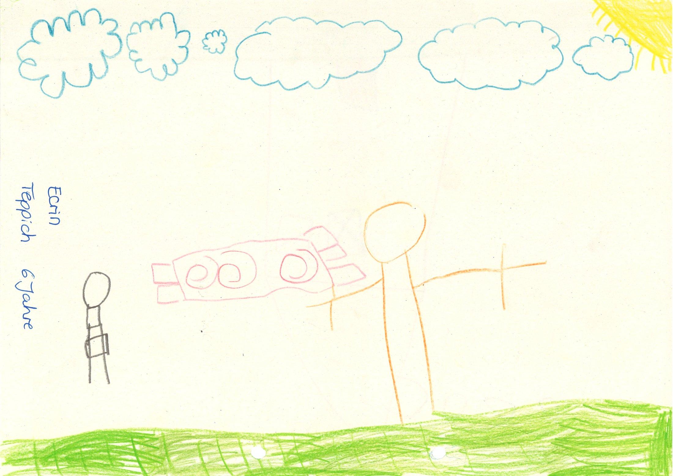 Ecrin, 6 Jahre