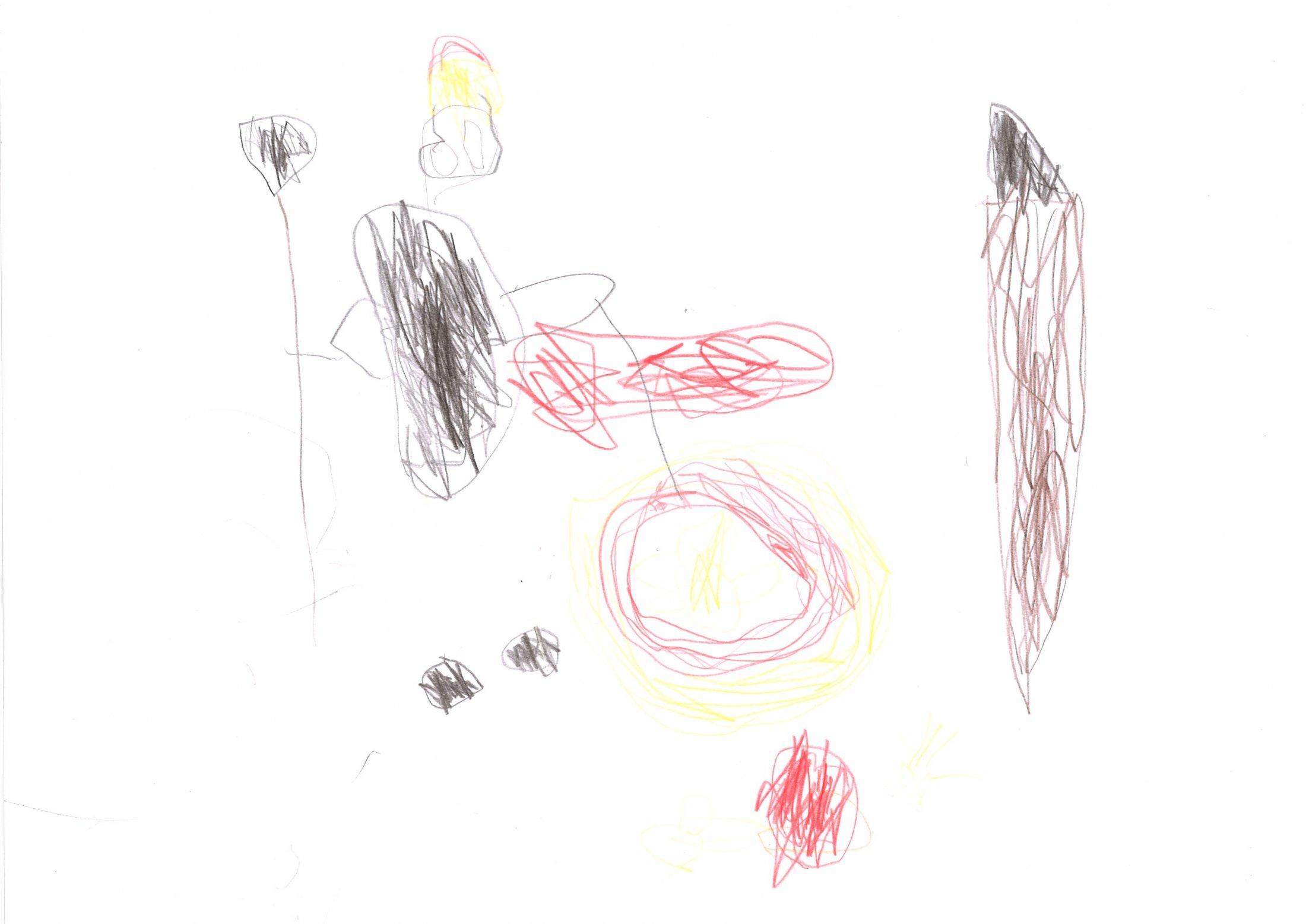 Jorin, 5 Jahre