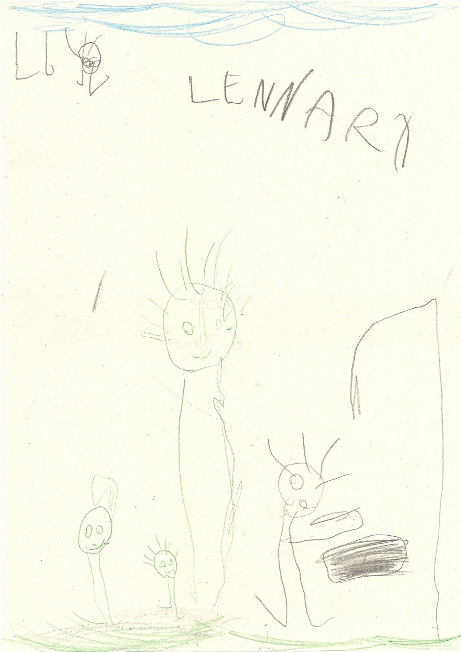 Lennart, 6 Jahre