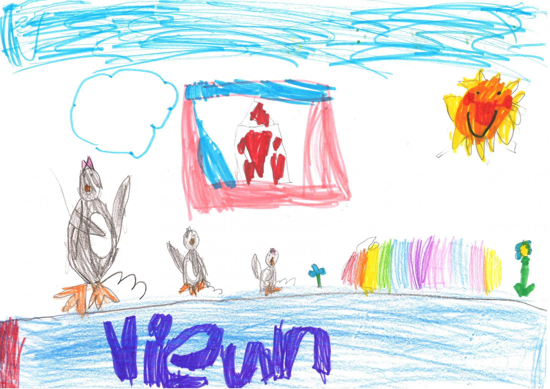 Yieun , 6 Jahre